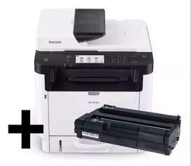 fotocopiadora ricoh sp 3710.