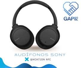 Audífonos Sony WHCH710N NFC