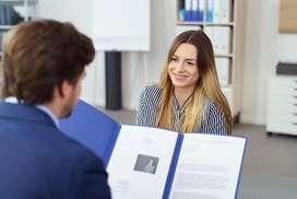 Preparación entrevistas de trabajo, hojas de vida