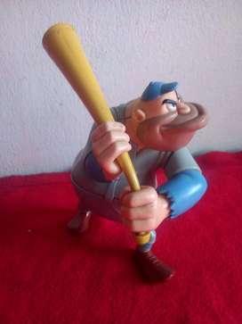 figura gordo beisbolista warner bros 1997