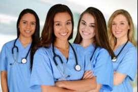 Se necesita enfermeras técnicas para atención de paciente en Surco