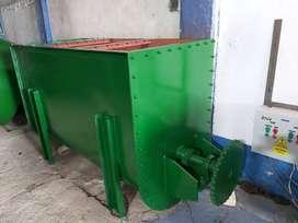 Maquina mezcladora