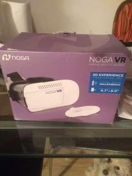 Realidad virtual, anteojos 3D