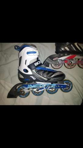 Vendo Rollers Extensibles sin Uso