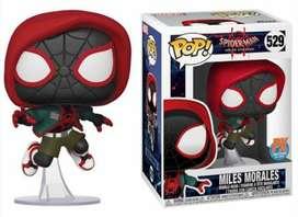 Funko Pop Miles Morales Spiderman Into T