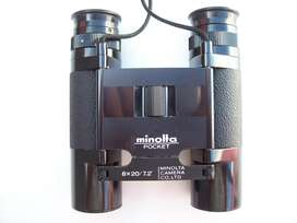 Binocular Minolta Pocket 8x20 7,2* Japan Exc.