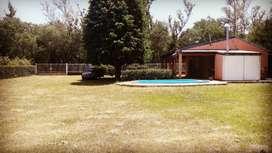 Casa con pileta en Anisacate - Alta Gracia