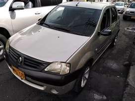 Vendo Renault logan expresión modelo 2006