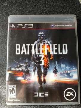 Battlefield 3 Físico Ps3