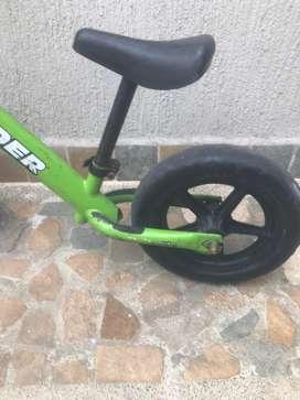 bicicleta nino strider