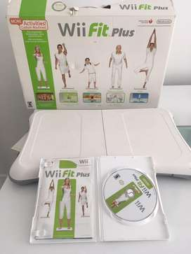 Tabla wiifit plus