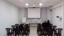 Salón centrico