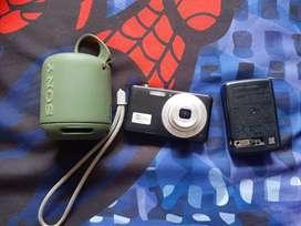 Vendo cámara Sony de 16 megapixeles y parlente Sony Bluetooth