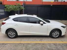 Mazda 3 hatchback 2018