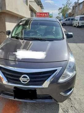 Nissan versa con setare