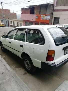 Ocasión vendo toyota station wagon año 1992