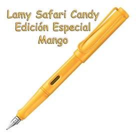 Estilografo - Pluma Lamy Safari Candy Mango