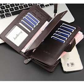 Tienda Física. Billetera para hombre porta celular diseños exclusivos tarjeteros billetera para hombres Marca Baellerry