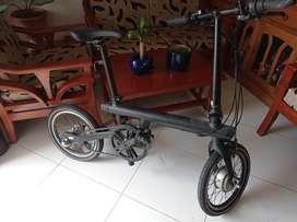 Xiaomi qicycle la mejor bicicleta eléctrica