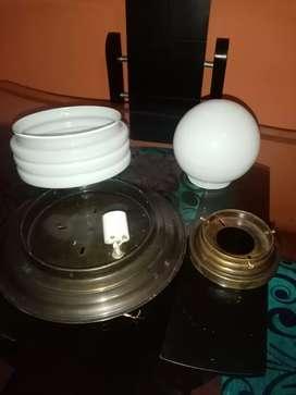 Se vende Lámparas con poco uso en muy buen estado