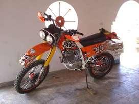 HONDA XR250R japonesa