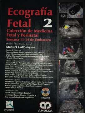Venta de libro de Ecografía fetal 2