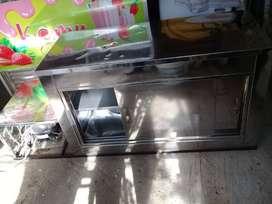 Maquinaria para heladeria.