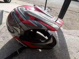Vendo casco Can
