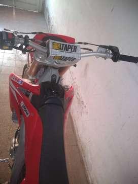 Grf 250 2017 no crf motocross