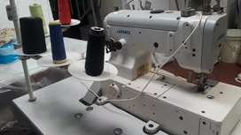 Maquina collarín industrial