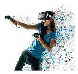 Alquiler Realidad Virtual / Simulador De Manejo-montaña Rusa
