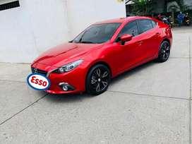 Mazda 3 prime 2016