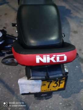Se vende lindos y cómodos cogines para la NKD 125