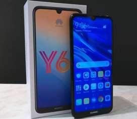 Vendo Hermoso Huawei Y6 2019 Azul