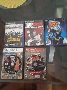 Juegos Playstation 2 Ps2 Originales