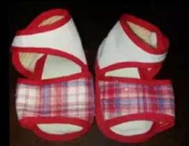 vendo sandalias para bebé