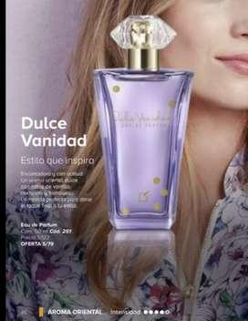 Perfume Dulce Vanidad Yanbal 50 ml para mujer