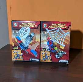 Combo 2 Spiderman LEGO