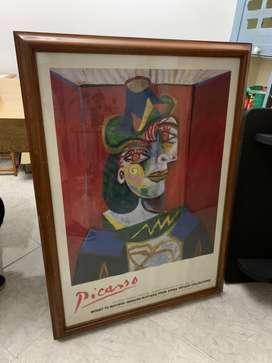 Cuadro Picasso 74x102cms