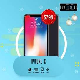 iPHONE X OPEN BOX 64GB