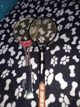 Se venden raquetas
