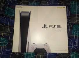 Playstation 5 play5 ps5 con lectora. Entrega inmediata.