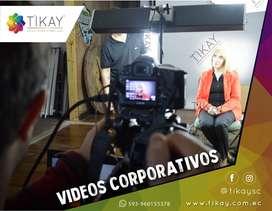 Fotografía PROFESIONAL Y Video CORPORATIVO, Filmaciones para productos y Eventos Empresariales. Fotos profesionales
