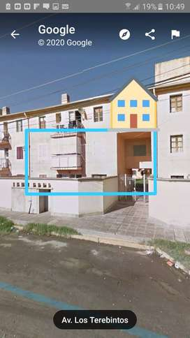 DEPARTAMENTO (permuto por casa en el centro)