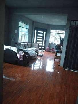 vendo casa con miras a tres pisos, excelente ubicación