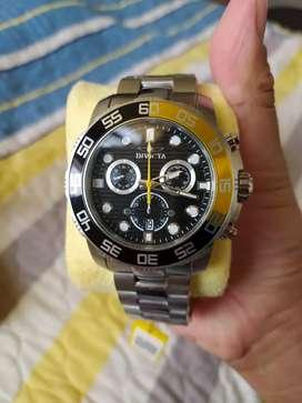 Reloj invicta scuba men  modelo 21553