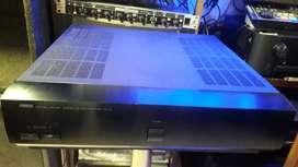 Potencia Yamaha MX-2con Preamplif y control remoto, exelente estado.