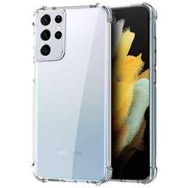 Estuche Forro Funda Case Strong Samsung S21 Ultra