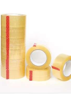 Cinta trasparente super tape de excelente calidad