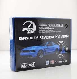 Sensores de Parqueo para Carro